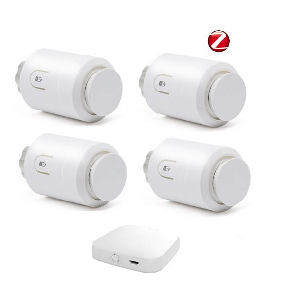 Smart Life ZigBee Heizungsthermostat paket