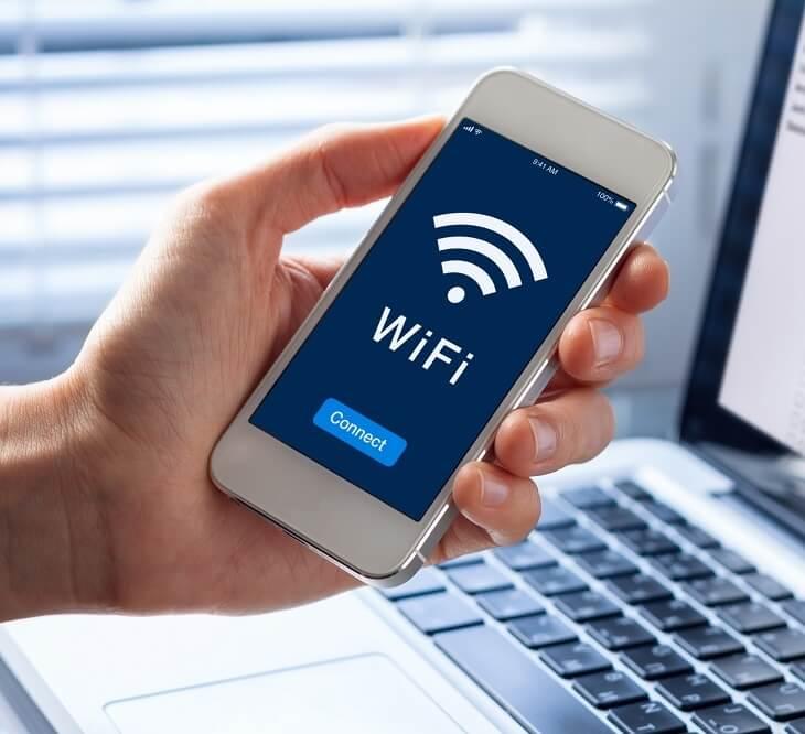 smart home funkstandard wlan wifi