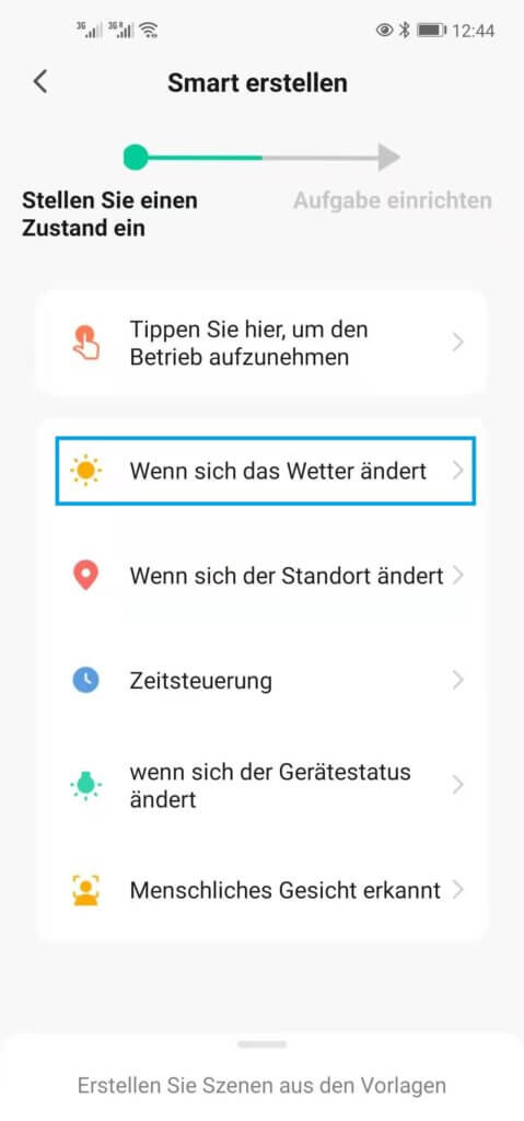 smart life app automation 2
