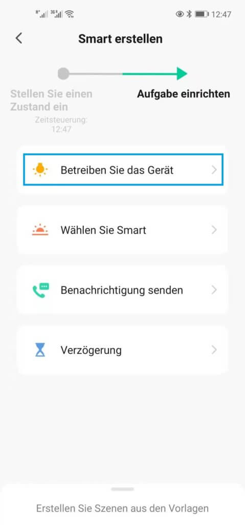 smart life app automation 3