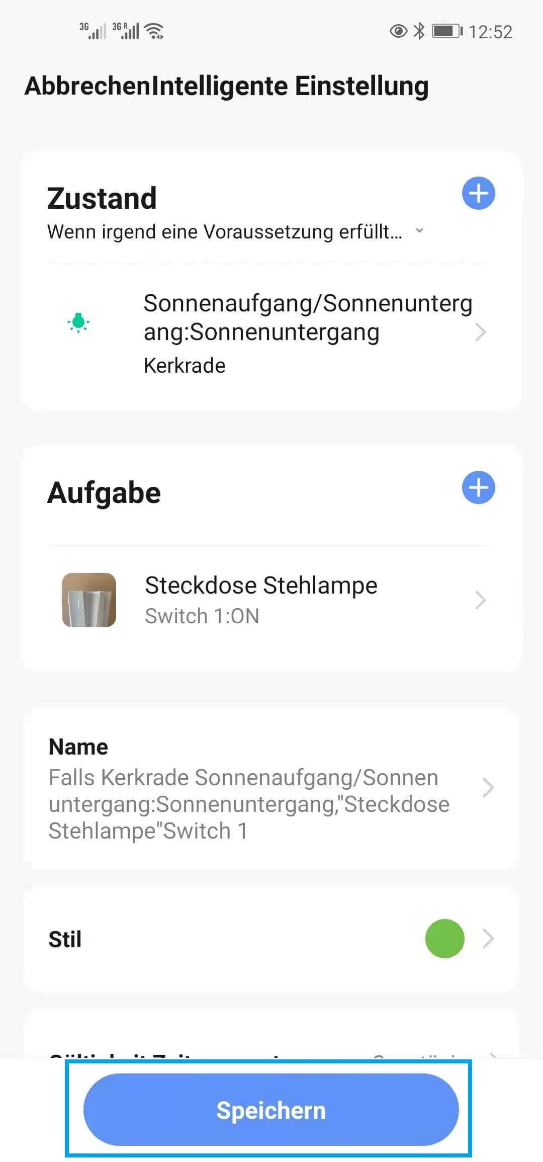 smart life app automation 7