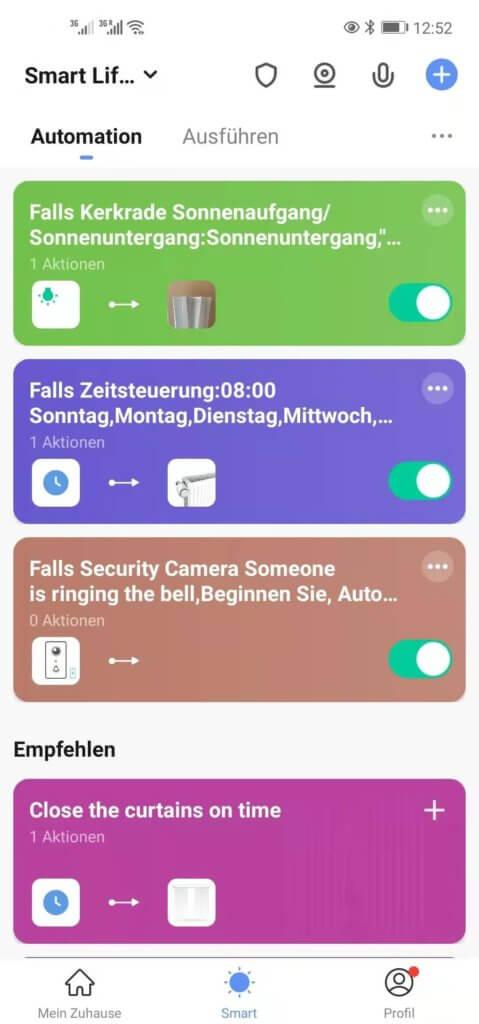 smart life app automation 8