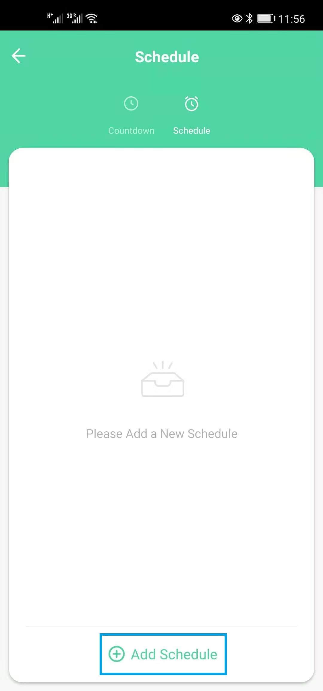 smart life app zeiteinstellung 2